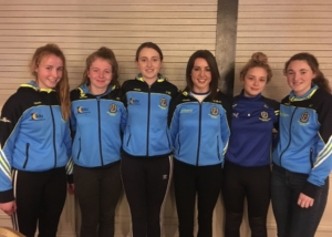 Kate Selected for Leinster Schools Team