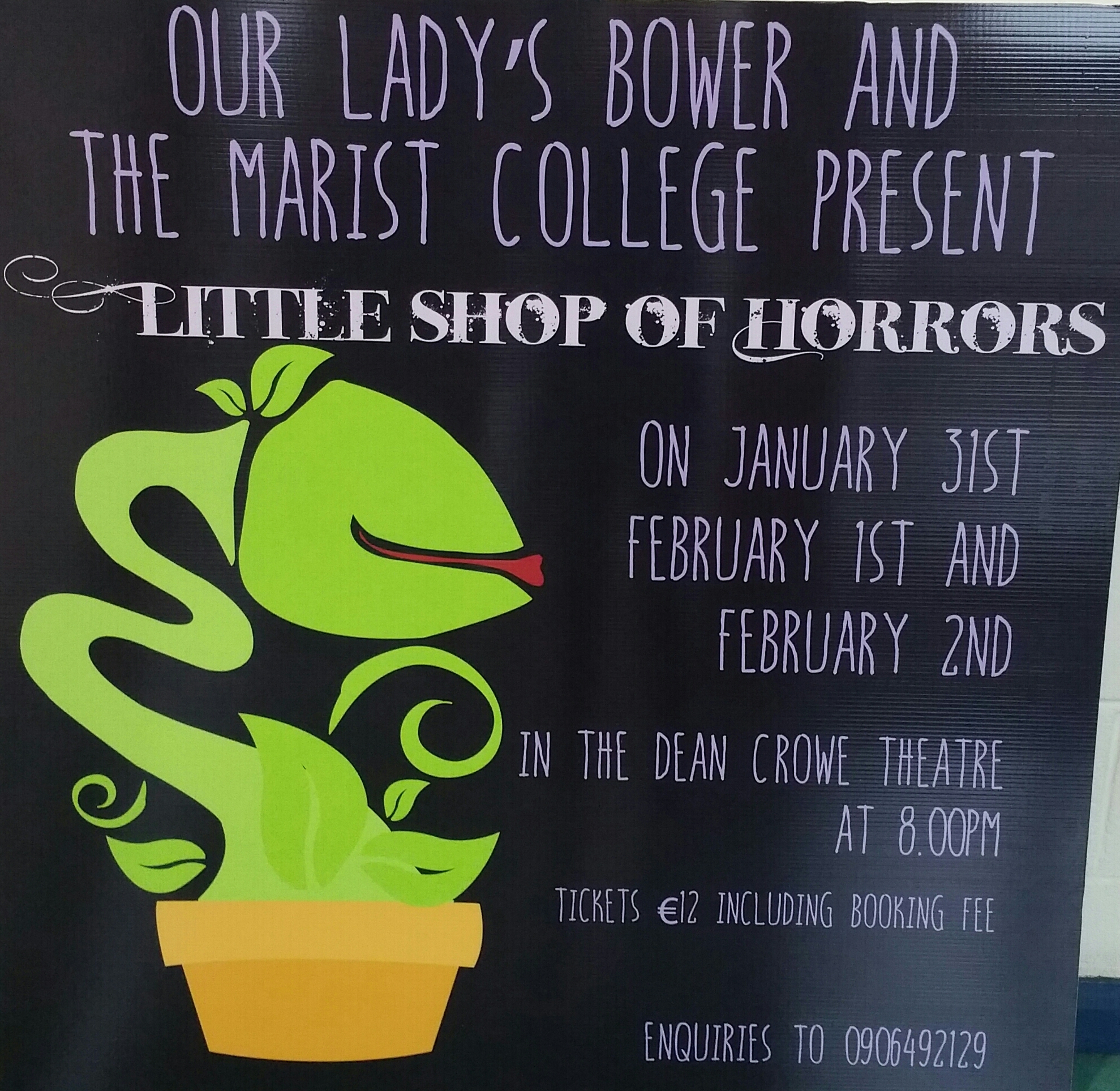 12acf16e30d Little Shop of Horrors