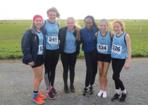 Athletes Qualify at Cross Country