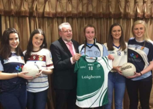 Kate Represents Leinster