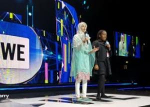 Unicef Ambassadors Address Wembley Arena