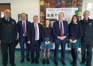 Ministers Visit Bower
