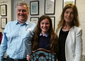 The Nicola Ward Public Speaking Final