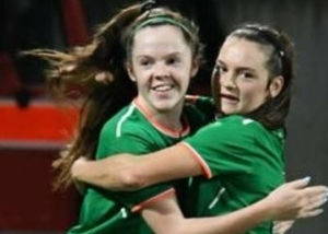Carla Called up for Ireland U19s Duty