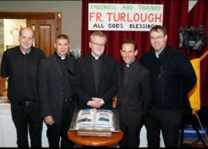 A Fitting Farewell to Fr Turlough