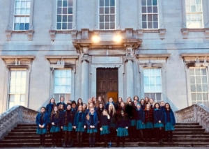 Senior Art Students Visit Castletown House