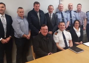 Substance Abuse Initiative in Conjunction with Athlone Garda Station