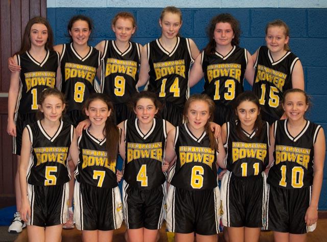 U14 Basketball