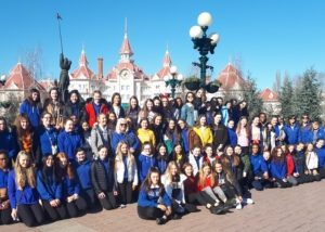 2nd Years Soak up the Sights on Tour in Paris