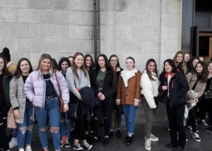 5th Years Attend I WISH 2019