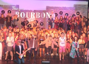 """TYs """"Journey"""" back to the 80s with Rock of Ages"""