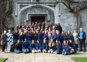 5th Years Attend Pathways Conference