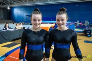liadh and eimear gymnastics