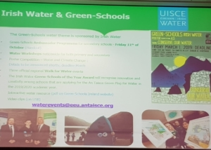 Green Schools Water Conservation Training