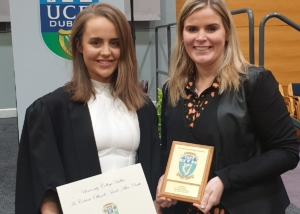 UCD Entrance Scholarship