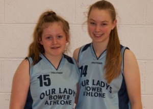 Bower Girls Join Leinster Academy