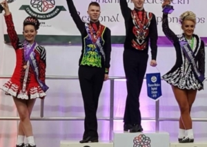 Irish Dancing Success