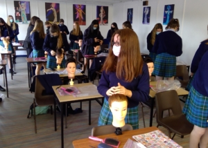 TYs Get to Grips with the Hair Necessities